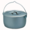 Trangia Kookpot 4,5 Liter met Deksel Aluminium